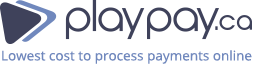 playpay.ca | Lowest cost to process payments online